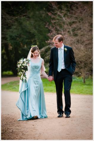 Wedding Dress and Veil forAilsa