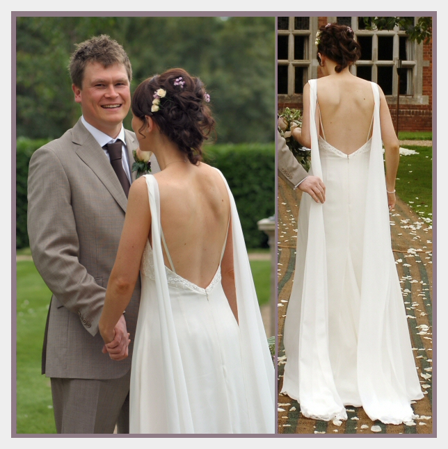 Wedding Dress for Kate » Felicity Westmacott