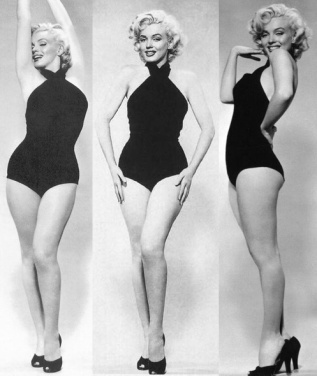 Marilyn Monroe was a size 16… or so they say! The nightmare that is women's sizingtoday.